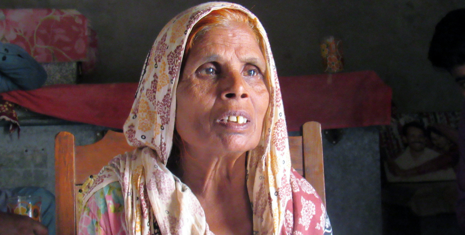 Victory for Elderly Christian Woman in Pakistan | American Center for Law and Justice