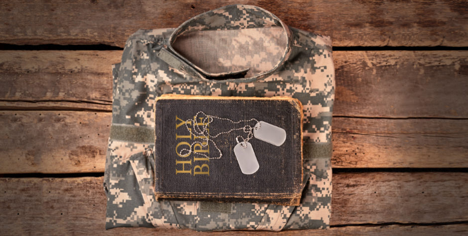 Don't Ban Bible Verses in the Military | American Center for Law and Justice