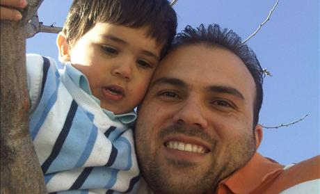 American Pastor Saeed Abedini &amp; Son