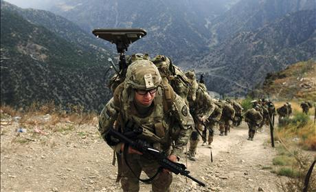 US Army soldiers Afghanistan