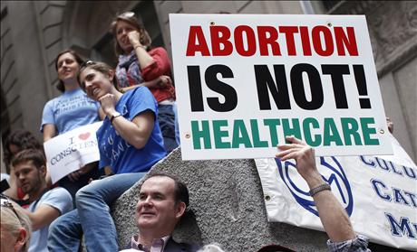 Abortion is not Healthcare