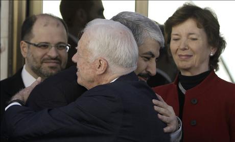 Jimmy Carter and Hamas