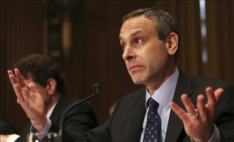 former IRS commissioner Douglas Shulman
