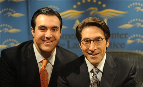 Jay Sekulow with Jordan Sekulow