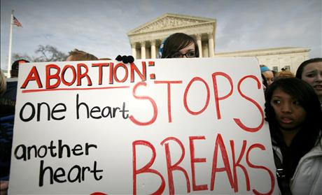 People march in 37th annual March for Life marking the anniversary of the Supreme Court&#39;s 1973 Roe v. Wade abortion decision in Washington