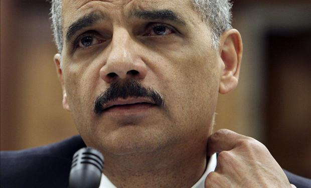 U.S. Attorney General Eric Holder before U.S. House Appropriations Committee in Washington