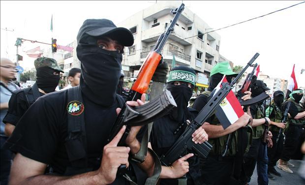 Muslim Brotherhood Hamas Militants
