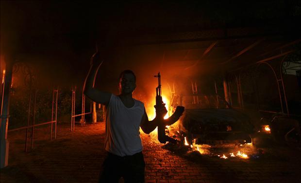 Benghazi Libya Terrorist