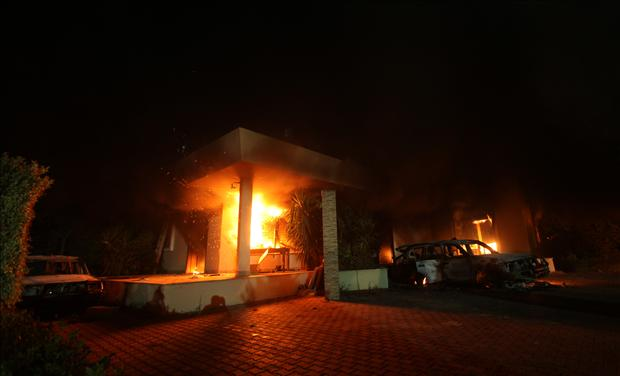 U.S. Consulate attack in Benghazi
