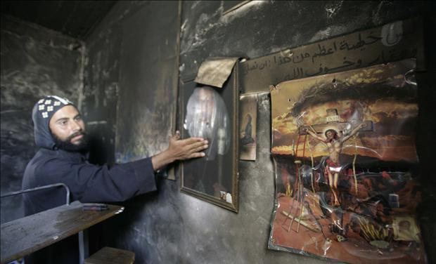 Coptic Christian cleric