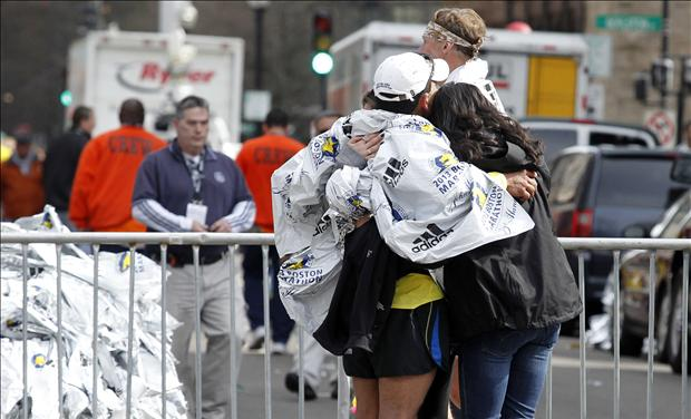 Boston Marathon victims