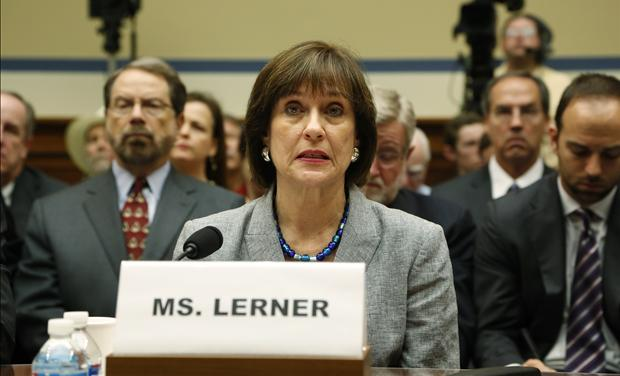 Lois Lerner Loves it When a Plan Comes Together RTXZWM5