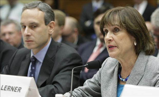 Lois Lerner at IRS hearing