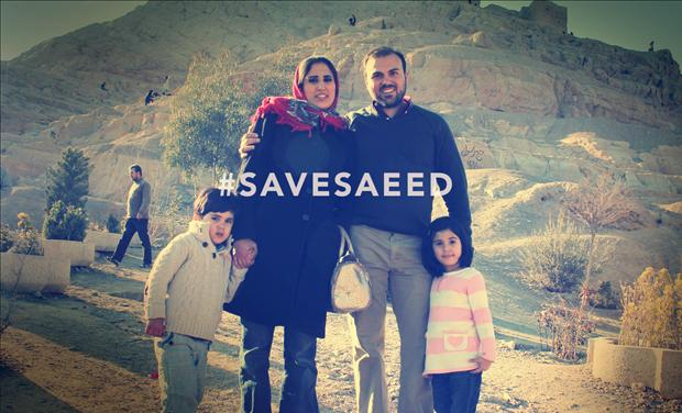 American Pastor Saeed Abedini Moved to Political Prisoner Ward in Deadliest Prison in Iran – Health Concerns Grow Saeed-Canyon-Text2-1