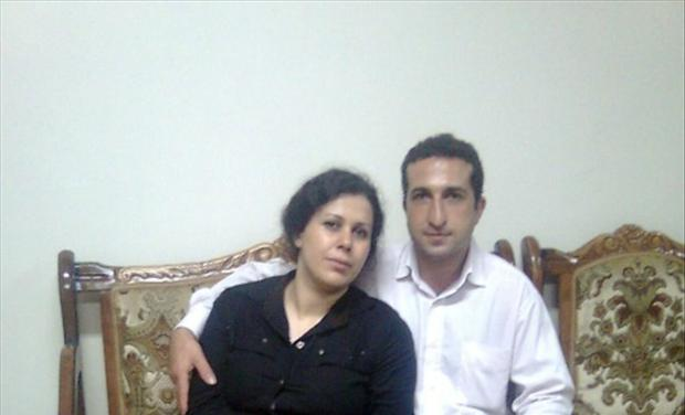 Christian Pastor Youcef Nadarkhani and his Wife Tina