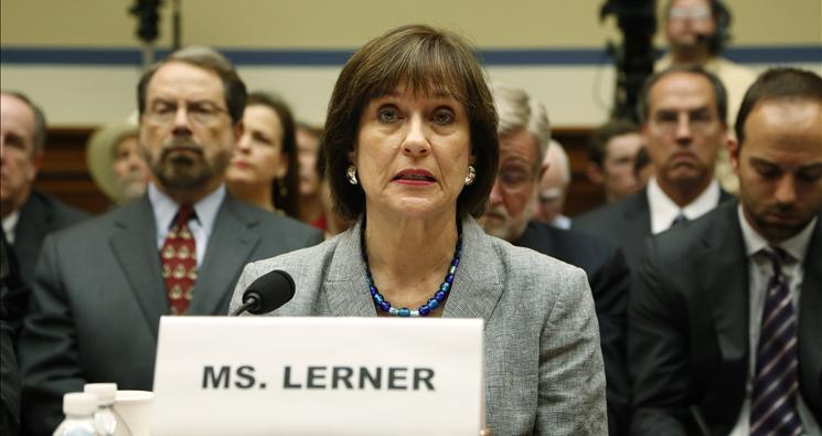 IRS Director of Exempt Organizations joined in targeting.