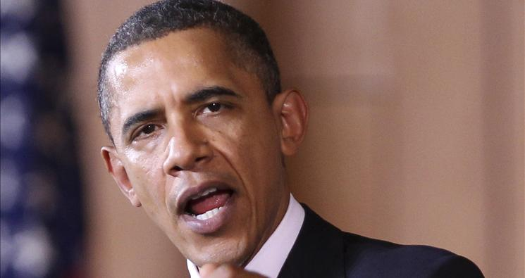 President Obama fails to show leadership on IRS scandal.