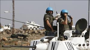 U.N peacekeepers