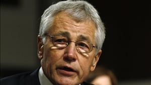 Former U.S. Senator Chuck Hagel
