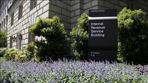 Internal Revenue Service (IRS) office, Washington, DC